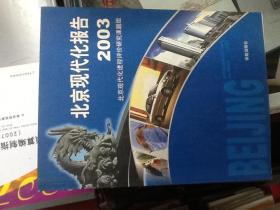 北京现代化报告2003