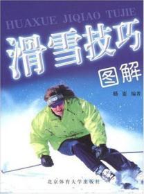 滑雪技巧图解