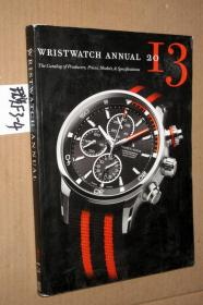 WRISTWATCH ANNUAL 20  手表年鉴2013
