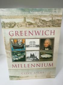 格林威治2000年史 Greenwich Millennium by Clive Aslet (英国史)英文原版书