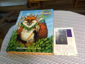 3本合售: treasures 1.1 + 1.3 +   3.1   a  reading / language arts program   英文原版教材英文教材【存于溪木素年书店】