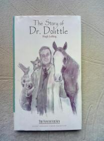 The Story of Dr.Dolittle【英文原版】