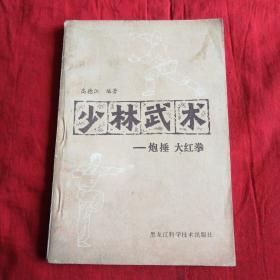 少林武术(炮捶 大红拳)