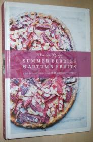 英文原版书 Summer Berries & Autumn Fruits: 120 sensational sweet & savoury recipes Hardcover –Annie Rigg  (Author)