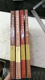 中国文学史纲要1-4册