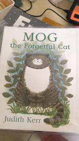 Mog the Forgetful Cat Collection 小猫莫格故事10本套装 英文平装 进口原版儿童图画故事书