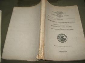 外文旧书 4本【如图 1942;37;54;14版】