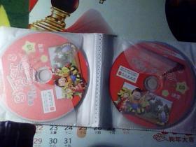 光盘 史迪克儿童英语5 (1DVD+5CD) 史迪克儿童英语6(1DVD+5CD) 无书