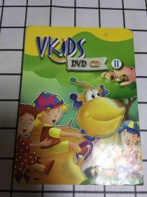 天童.维克斯系列英语教程【VKIDS DVD CD 2 】全14张光盘