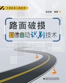正版】路面破损图像自动识别技术