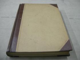 国家级馆藏书;1965年精装合订本《电世界--1-12期》。