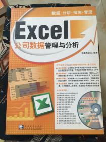 Excel 公司数据管理与分析(第2版)
