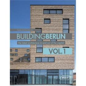 Building Berlin: The Latest Architecture