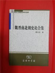 魏晋南北朝史论合集