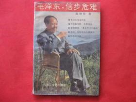 毛泽东,信步危难