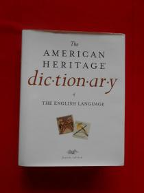 The AMERICAN HERITAGE Dic·tion·ar·y of THE ENGLISH LANGUAGE