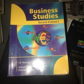 Business studies second Edition l