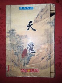 经典武侠:天魔(诡异江湖系列)
