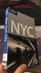 NYC:NEW YORK CITY GUIDE(lonely planet)