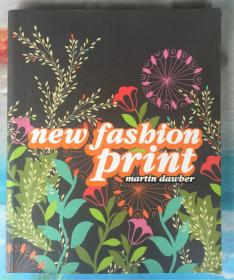 英文原版书 New Fashion Print