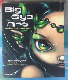 英文原版书 Big Eye Art: Resurrected and Transformed