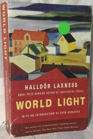 拉克斯内斯 小说:《世界之光》World Light