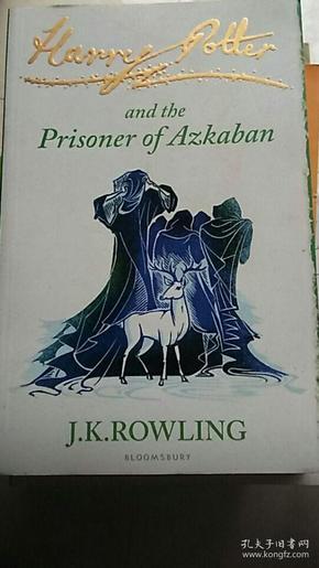 Harry Potter and the Prisoner of Azkaban哈利波特与阿兹卡班囚徒