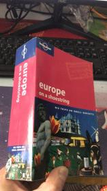 europe on a shoestring(lonely planet)