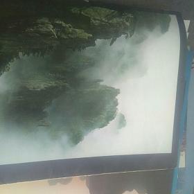 1980年一版一印中国风光画,全12张合售【如图目录】