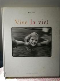 Vive la vie!《家庭,朋友,爱》M.I.L.K  最温情的摄影奖 作品图录 2001(8开本精装本 超精美)全网孤本 本店可提供发票