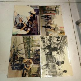 老照片4张齐售