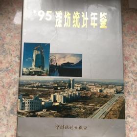 1995潍坊统计年鉴