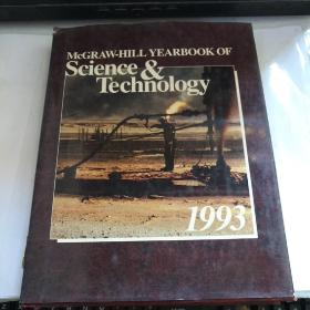 McGraw-Hill Yearbook of Science & Technology 1993