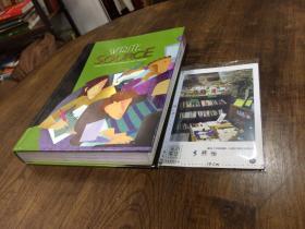 【鸭绿色 看背面数字应是12年级】WRITE SOURCE : A BOOK FOR WRITING ,  THINKING,  AND LEARNING   写作资源   一本关于写作,思考和学习的书   英文原版教材美国原版教材英文教材