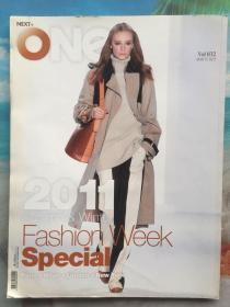 NEXT+ONE杂志 2011秋冬 巴黎/米兰/纽约/伦敦时装周特刊