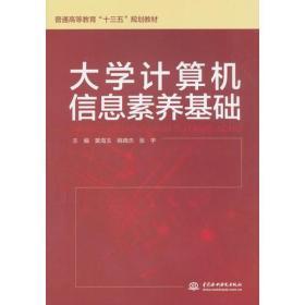 """大学计算机信息素养基础(普通高等教育""""十三五""""规划教材)"""
