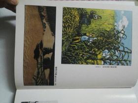 卢西林从艺五十年画集