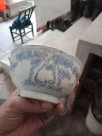 中国景德镇小碗