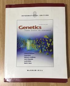 Genetics: From Genes to Genomes, Second Edition, International Edition 遗传学 : 从基因到基因组 0071113282