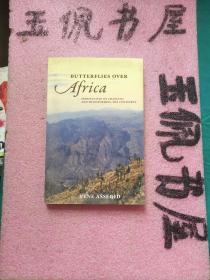 Butterfly Over Africa 英文原版 Yane Assegid