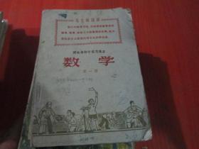 河北省初中试用课本:数学(第一册)