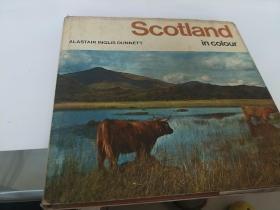 ScotlandALASTAIRINGLIS OUNNETT in colour