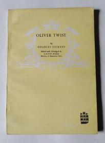 OLIVER TWIST 雾都孤儿(节写本)英文版
