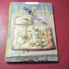 外文原版菜谱--low card