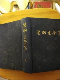 梁羽生全集 第六册