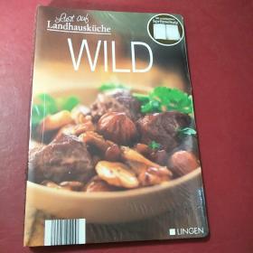 外文原版菜谱--wild