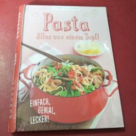 外文原版菜谱--pasta