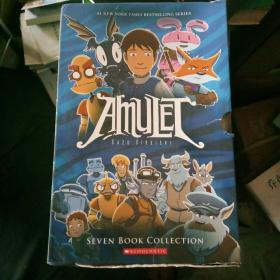 (进口原版) 护身符 Amulet