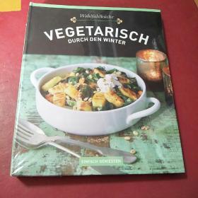 外文原版菜谱--vegetarisch