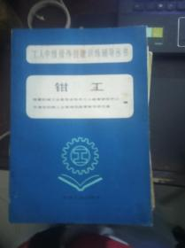 工人中级操作技能训练辅导丛书:钳工